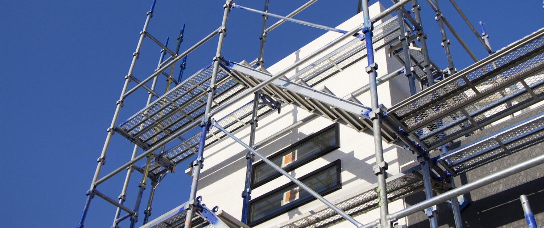 足場や塗装、防水、シーリング、内装仕上げ、空調設備工事などもお任せ下さい!