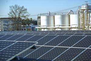 産業用太陽光パネル工事2